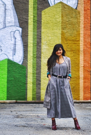 Fall Outfits with Wide Leg Jumpsuit 1