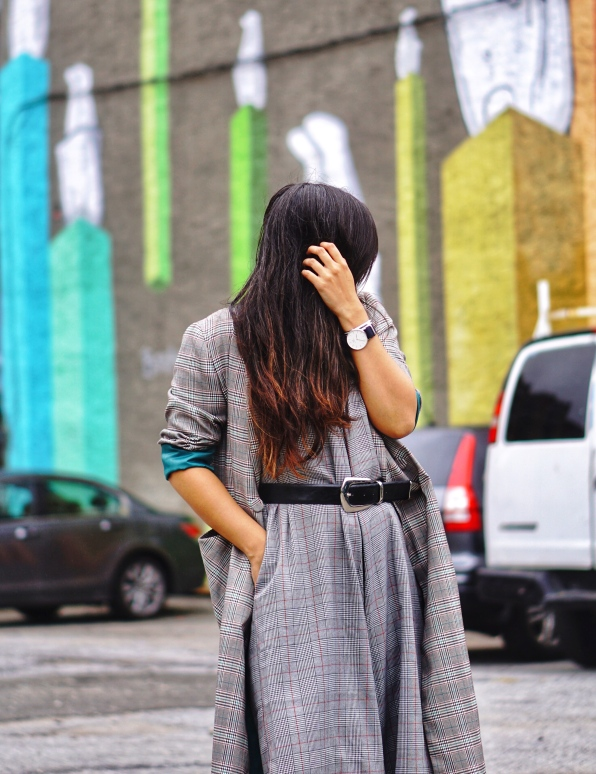 Fall Outfits with Wide Leg Jumpsuit 2