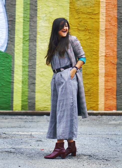 Fall Outfits with Wide Leg Jumpsuit 3