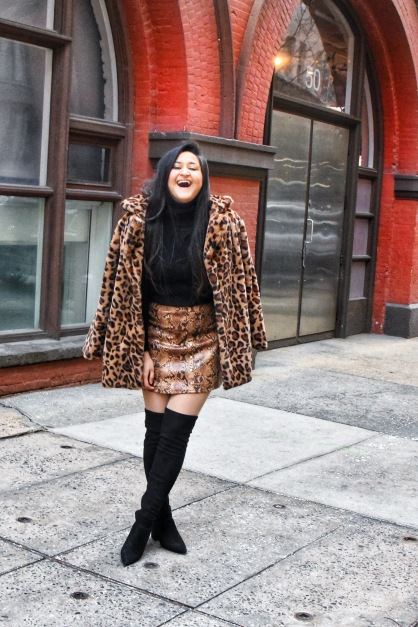 How to Style Animal Prints 1