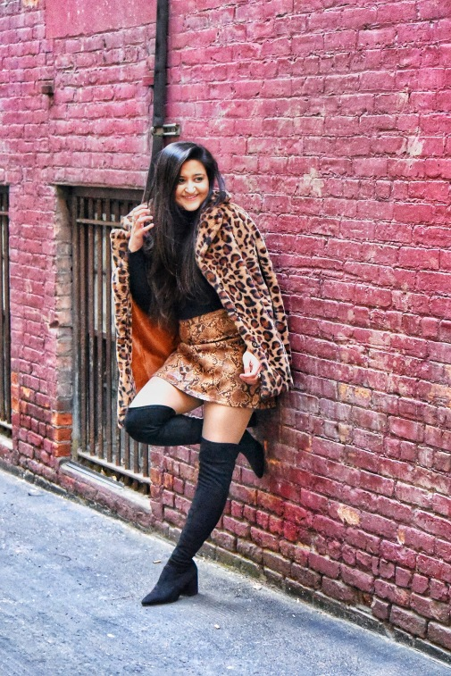 How to Style Animal Prints 3