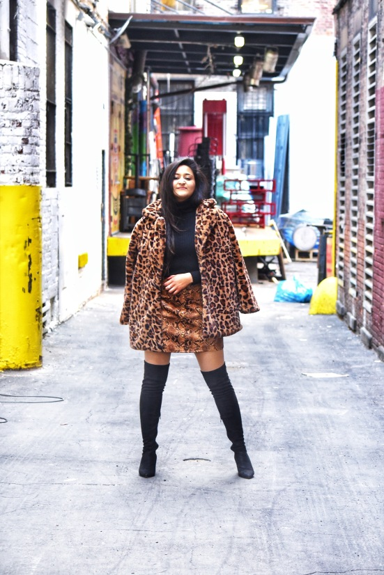 How to Style Animal Prints 4