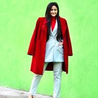 Blazer Pantsuit Outfit Ideas 2